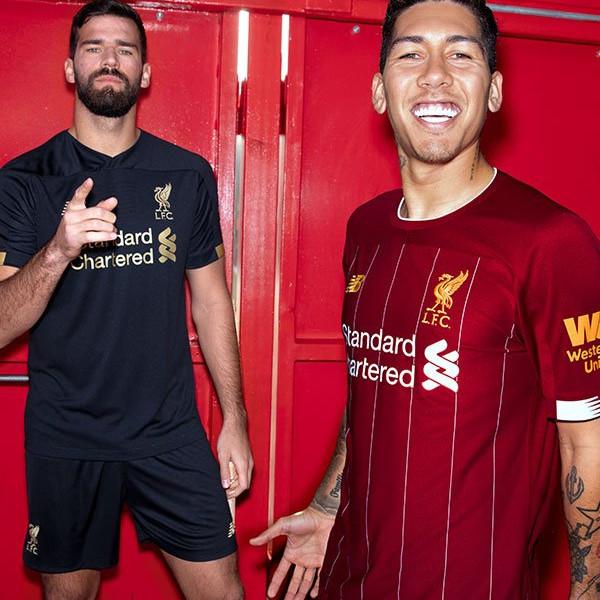 buy popular 218b9 8d60a Jual Jersey Liverpool 2018 2019 100% original - Kota Tangerang - Zidan  original | Tokopedia