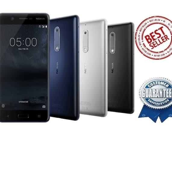 Jual Nokia 5 Android Fitur Nfc Ram 3gb Internal 16gb Hp Nfc Murah