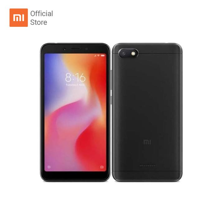 harga Xiaomi Redmi 6A 2/16GB - Hitam Tokopedia.com