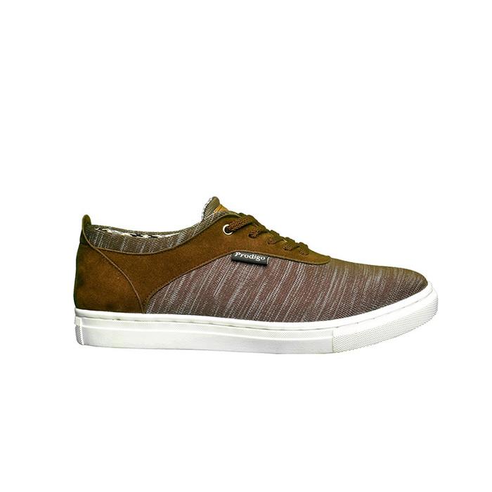 harga Prodigo * sepatu sneaker pria maleo brown - 41 Tokopedia.com