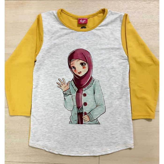 5400 Koleksi Gambar Kartun Muslim Anak Perempuan HD Terbaik