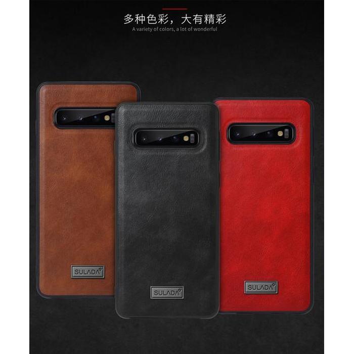 harga Samsung galaxy s10 lite s10e original sulada leather casing full cover Tokopedia.com