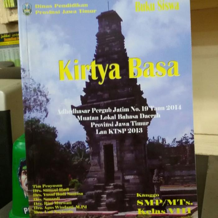Buku Paket Bahasa Jawa Kelas 8 Kurikulum 2013 Revisi 2017 ...