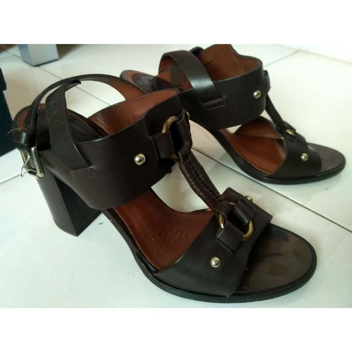 Bandung Massimo StuffTokopedia Leather Dinda's Kota Jual Sandal Dutti High Heels hQsdCxtr