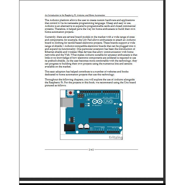 Jual Raspberry Pi Home Automation with Arduino Second Edition -ebook - Kota  Makassar - Wize Tech IT Solution | Tokopedia