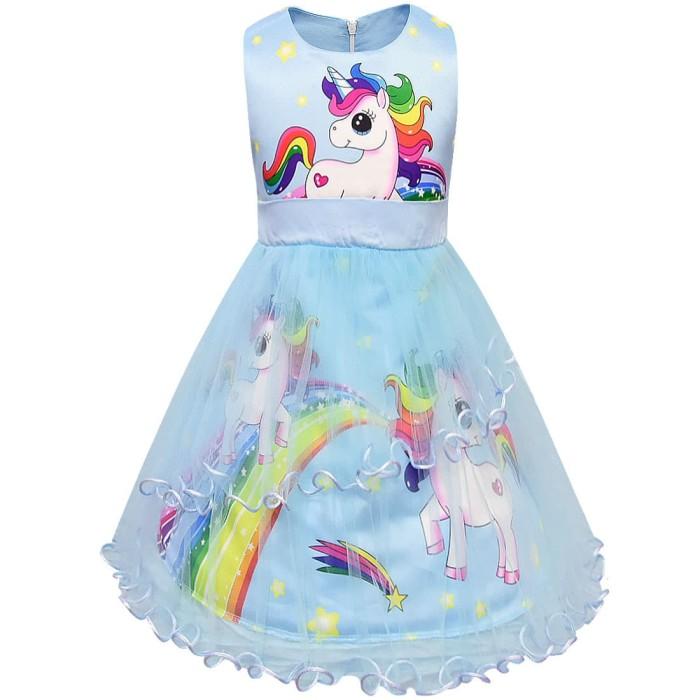 Jual Dress baju anak little pony/kostum kuta/gaun pink/6-7T/gaun pesta -  Kota Surabaya - TOKOMASTER   Tokopedia