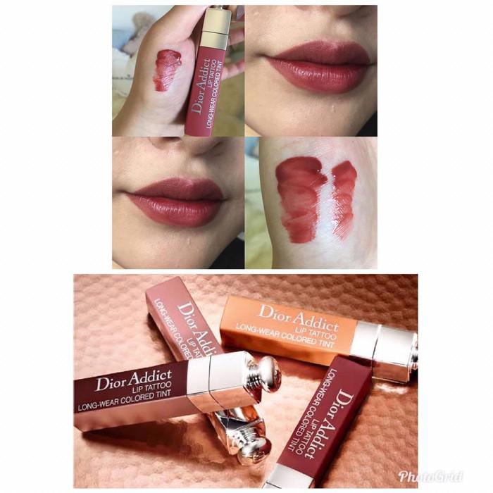 Jual Dior Lip Tattoo 541 Natural Sienna Dki Jakarta Womanstuffid Tokopedia