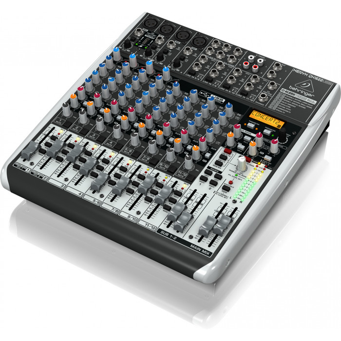 harga Mixer digital behringer xenyx qx1622usb Tokopedia.com