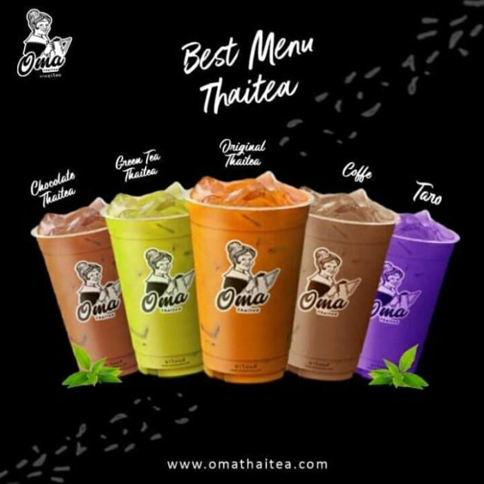 Franchise Thai Tea Oma