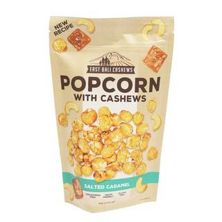 harga East bali cashews - popcorn salted caramel - 90gr Tokopedia.com