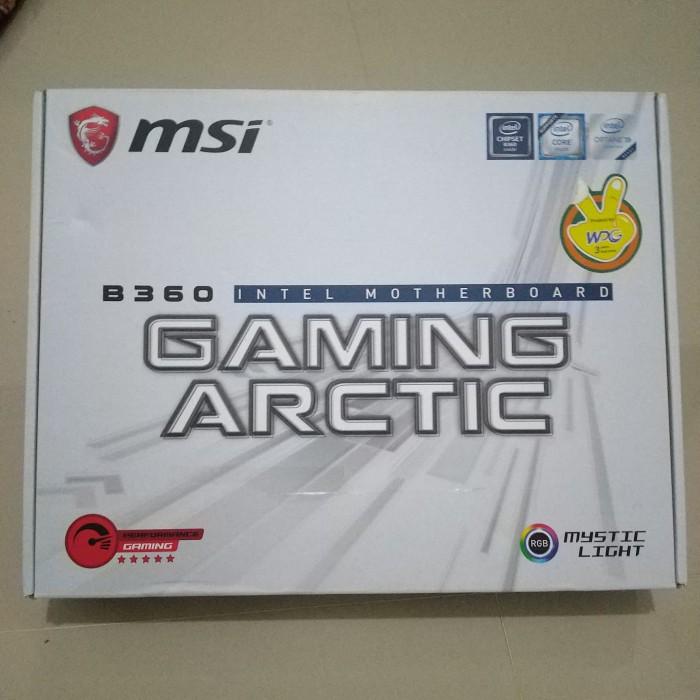 motherboard MSI B360 Gaming Arctic