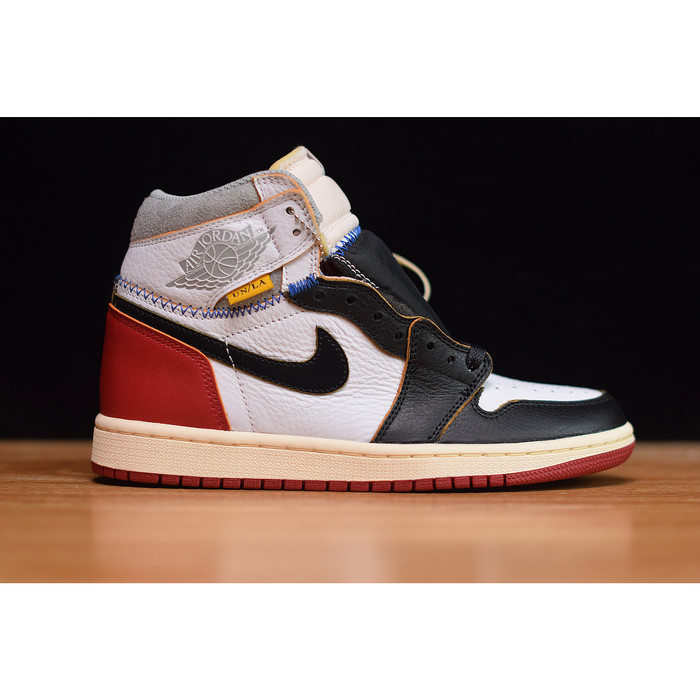 sale retailer 22bef d4466 Jual Air Jordan 1 x Union Los Angeles - BLACK TOE - Jakarta Barat - 6th  sense of fashion   Tokopedia