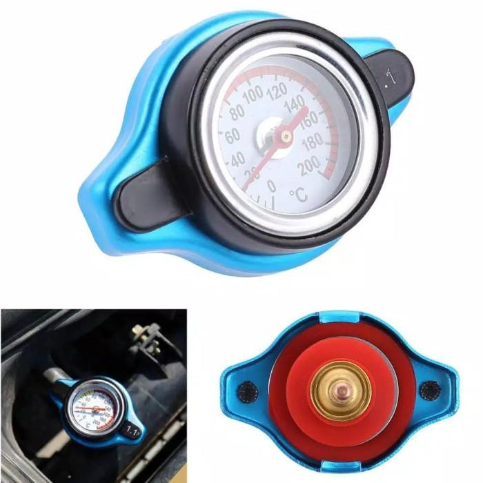 Foto Produk Tutup Radiator mobil Termostatik Universal untuk Mobil dari WARUNGMAGELANGS