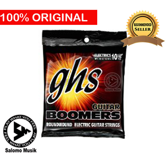 harga Senar gitar listrik elektrik ghs boomer extra light gb xl 009 Tokopedia.com