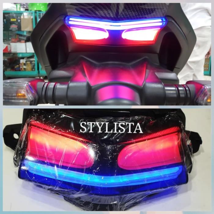 harga Lampu stop led / stoplamp aerox 155 jpa led aksesoris variasi motor