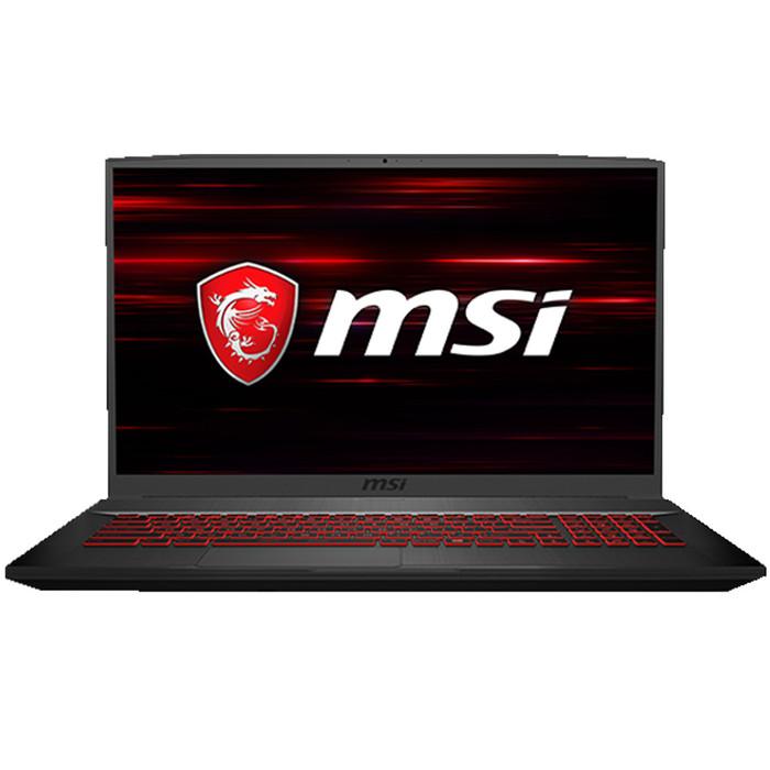 harga Msi notebook gf75 9sc [9s7-17f212-033] - black Tokopedia.com
