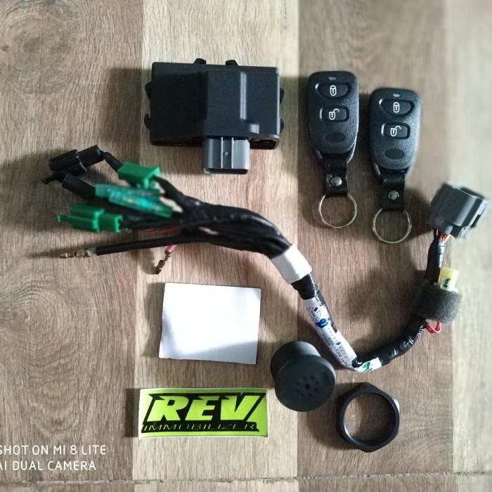 Foto Produk REV Immobilizer Yamaha Aerox 155 ( Alarm Yamaha Aerox 155) dari permanatriaz