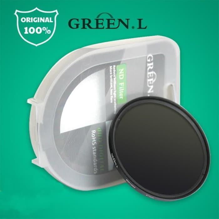 harga Filter nd 16 ( green l / dhd) 67 mm Tokopedia.com