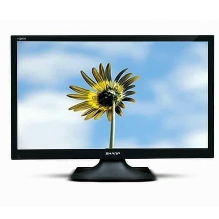 harga Sharp lc-24sa4000i aquos televisi led [24 inch] selain gojek/grab Tokopedia.com