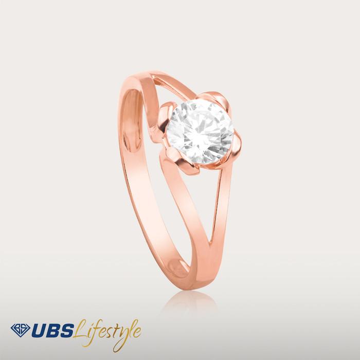 harga Ubs starshine gold ring - ecd1309-1 - merah 14 Tokopedia.com