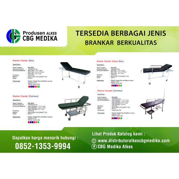 Jual Brankar Dorong Rumah UGD/IGD Rumah Sakit BERKUALITAS - Kab  Bogor -  CBG MEDIKA | Tokopedia