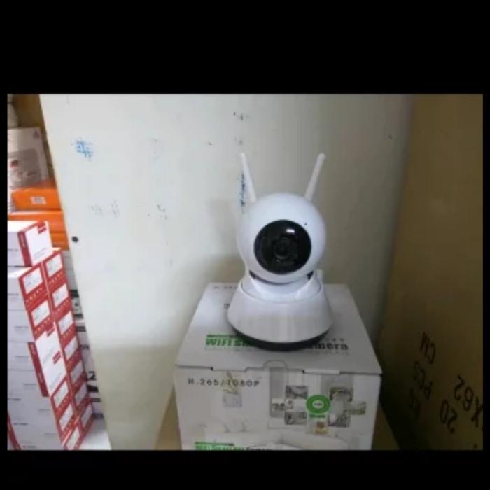 Foto Produk IP CAMERA 2MP 2MP 1080P WIRELESS KAMERA PENGINTAI HD ROTATE dari MMPCCTV