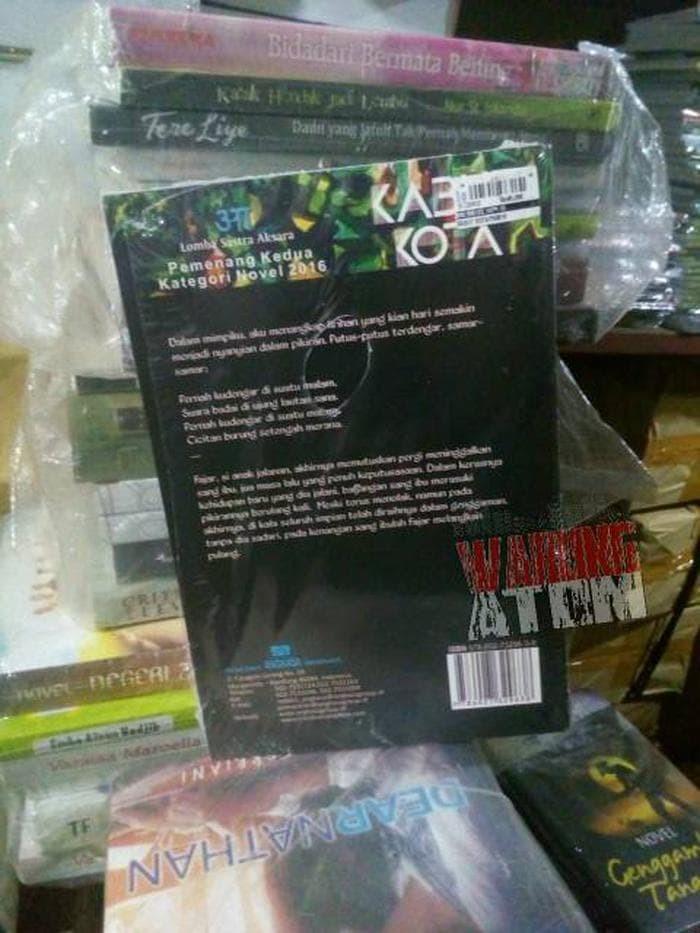 HJB - Ori - Buku Novel Kabut Kota By Ichsan Saif
