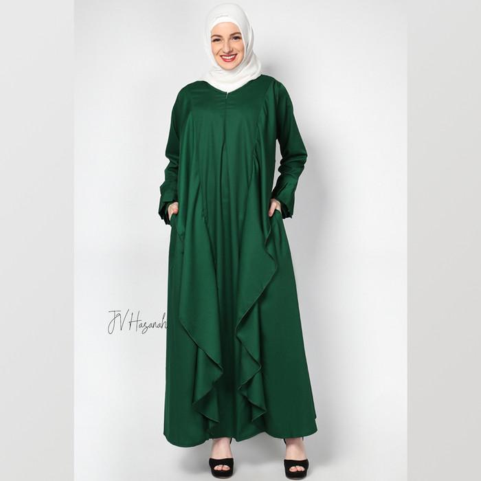 JV Hasanah Aliza Flare Dress