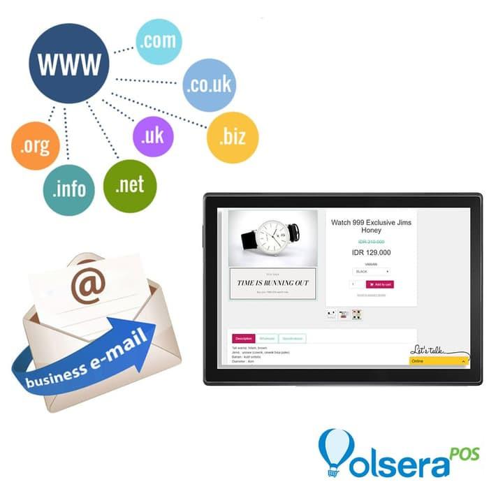 Foto Produk FREE Training Design Berlangganan Toko Online + Domain + Email Hosting dari RANSTYLE PRODUCT