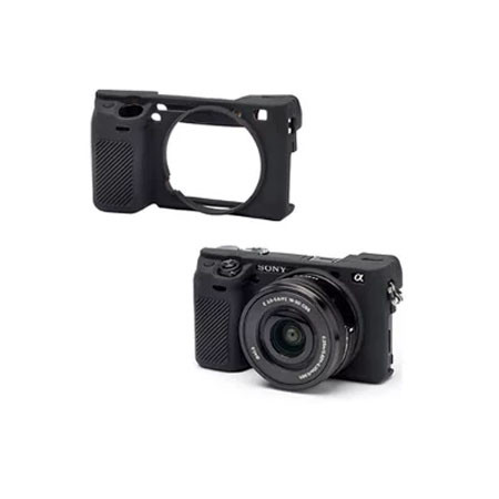Foto Produk Easy Cover for Sony A6000/A6300 (Black) (Excellent...!!!) dari JPC Kemang (Used)