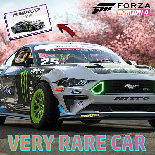 Jual Forza Horizon 4 Rare Car Request - RARE Car - Kota Bogor - jette id    Tokopedia