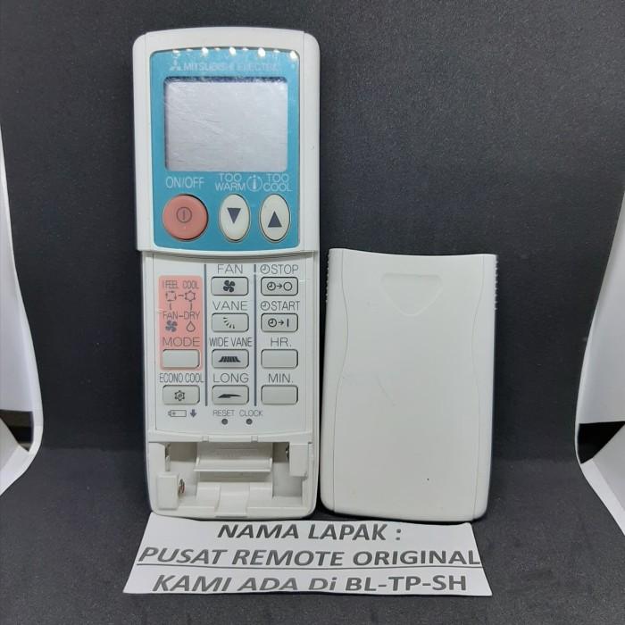 Mitsubishi Electric Remote >> Jual Remote Remot Ac Mitsubishi Electric Km Series Original Asli Dki Jakarta Pusat Remot Original Tokopedia