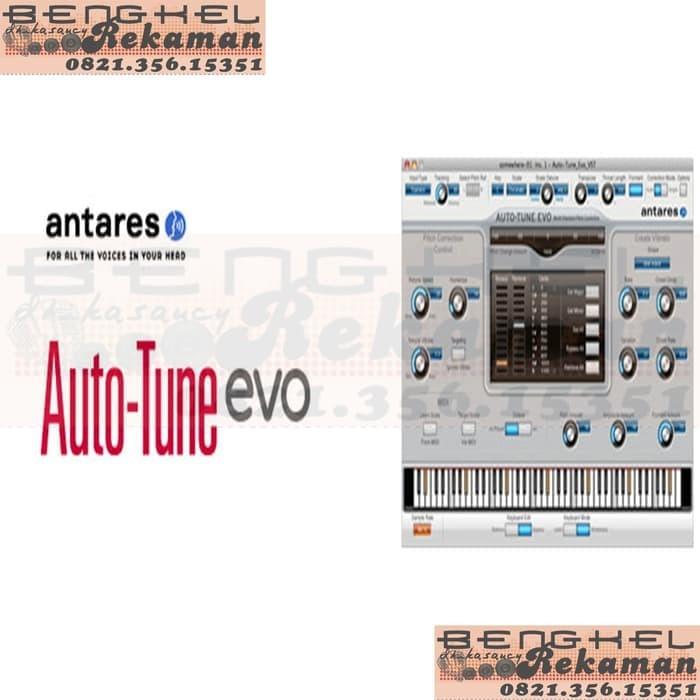 Jual VOCAL MAC Antares Autotune & Celemony Melodyne - DKI Jakarta - PearlX  Shop | Tokopedia