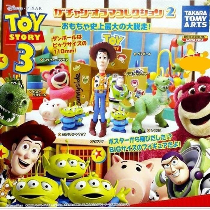 Jual Gashapon Toy Story 3 Jakarta Selatan Gacha08 Tokopedia