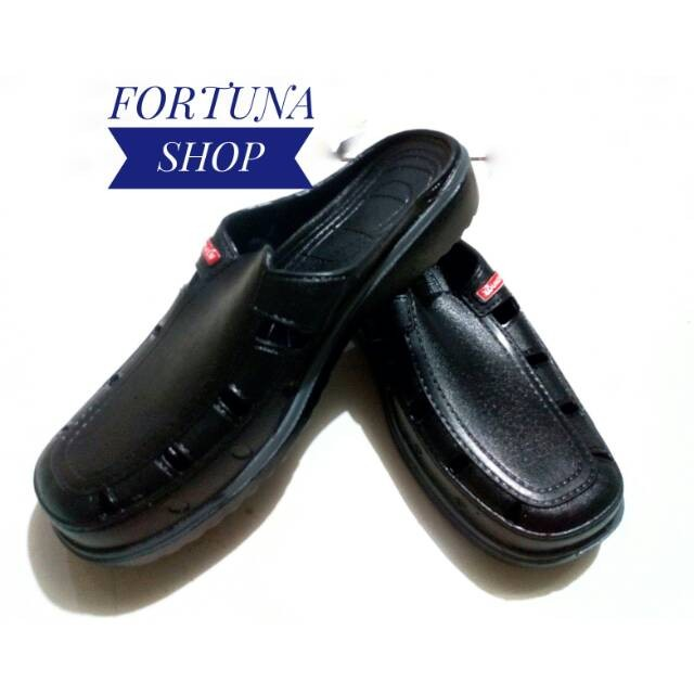Jual Sepatu Karet Pria Sepatu Sandal Karet Pria Unisex Jakarta