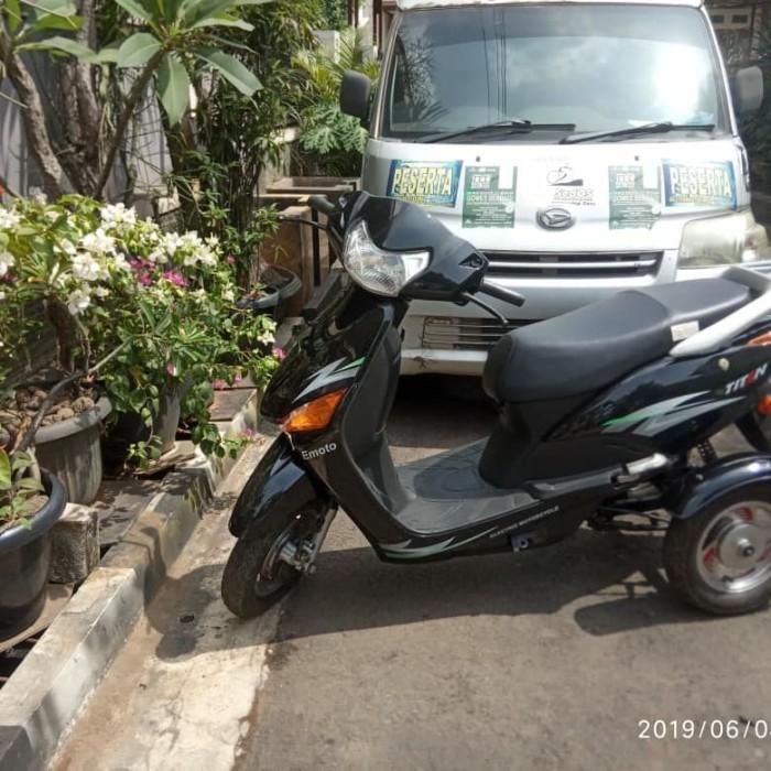 Jual Harisar Sepeda Motor Listrik Roda 3 Kota Bekasi
