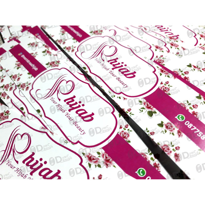Contoh Spanduk Jual Jilbab - gambar spanduk