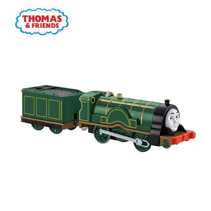 Foto Produk Thomas & Friends TrackMaster Motorized Engine (Emily) - Mainan Kereta dari Thomas & Friends