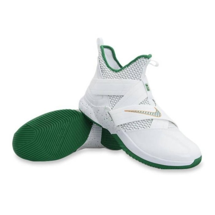look for 8d3a4 2602a Jual N*ke Lebron Soldier 12 St.Vincent-St.Mary Men Basketball Shoes - White  - DKI Jakarta - SneakzBallers | Tokopedia