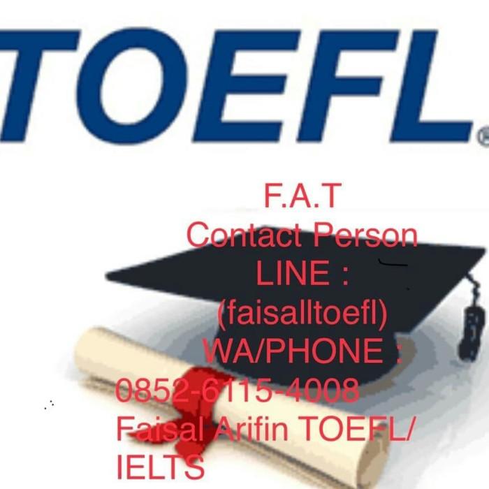Katalog Sertifikat Toefl Itp Resmi Katalog.or.id