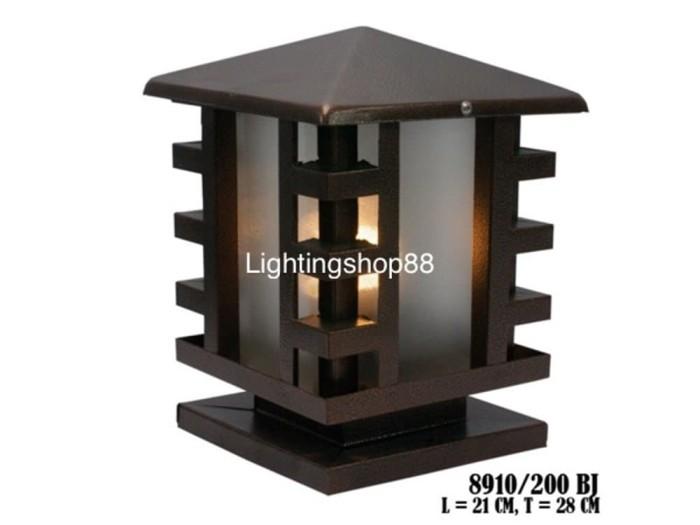 Jual Lampu Hias Pagar Rumah Minimalis