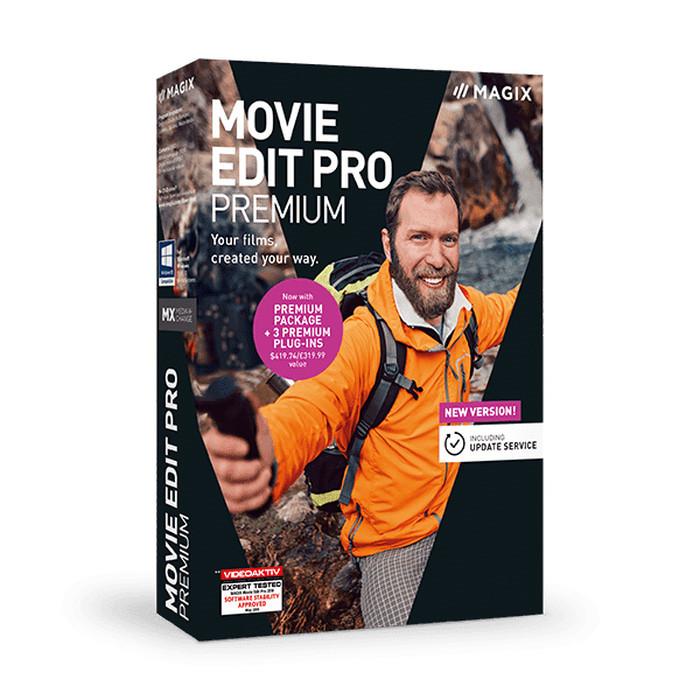 MAGIX Movie Edit Pro 2019 Premium Full Version