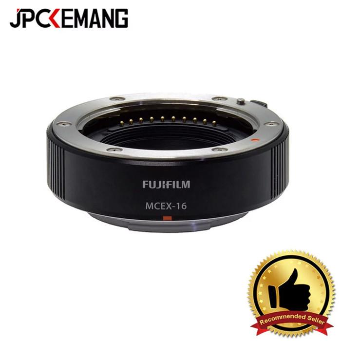 Foto Produk FUJIFILM MCEX-16 16MM MACRO EXTENSION TUBE dari JPCKemang