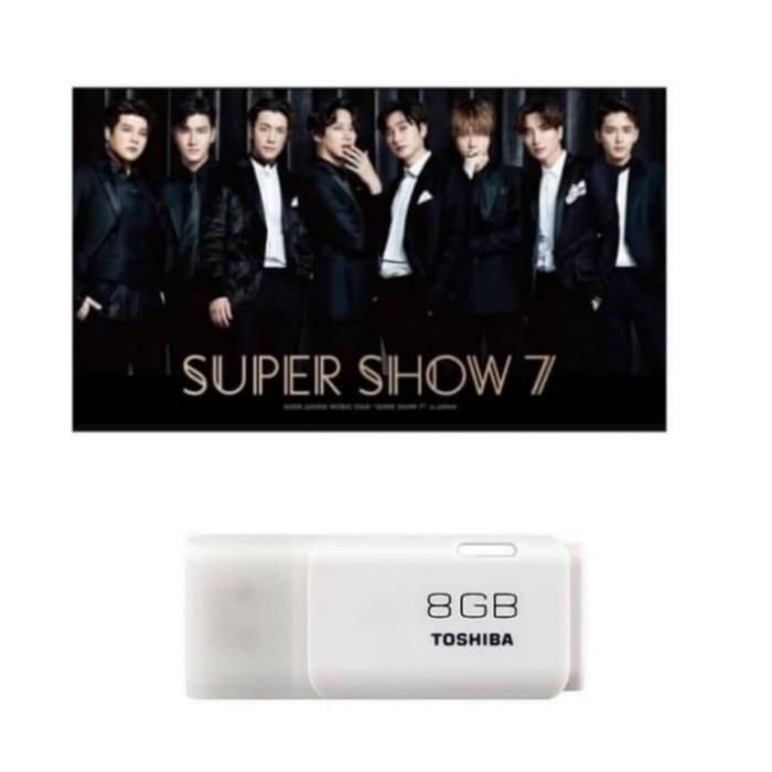 Jual Konser Super Junior - Supershow 7 in Japan + FD 8 GB - Kab  Sidoarjo -  Hanara Collection | Tokopedia