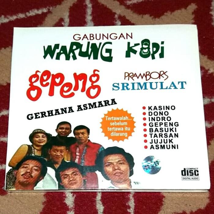 harga Cd warkop ( lawak warung kopi ) & gepeng srimulat - gerhana asmara Tokopedia.com