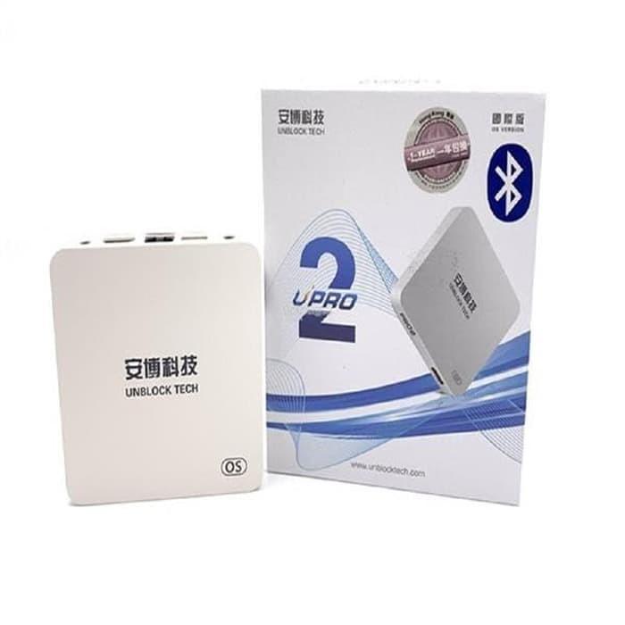 Jual UBOX PRO UPRO Unblock Tech Android TV Box UBOX5 5 I900 4 - Original -  Jakarta Barat - Lotushop   Tokopedia