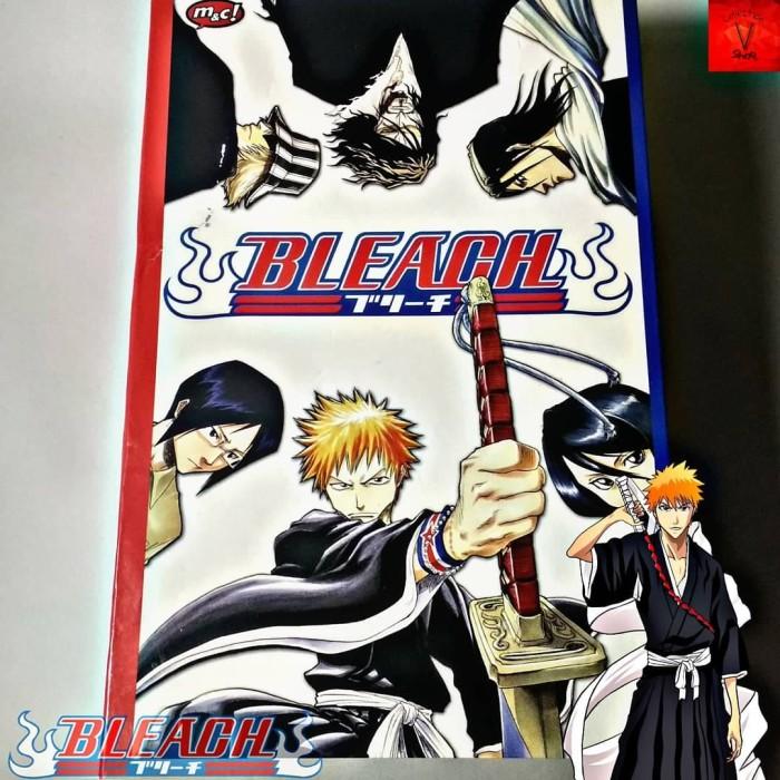 Jual Set Komik Manga Bleach Box Vol 25 30 Kab Sidoarjo V Collection Shop Tokopedia