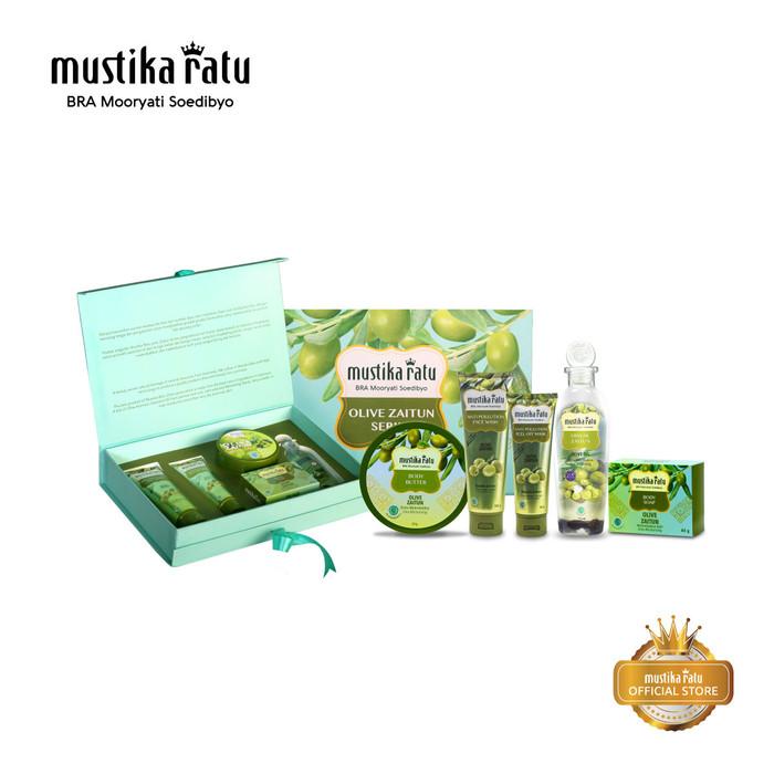 harga Mustika ratu zaitun series package body face care Tokopedia.com