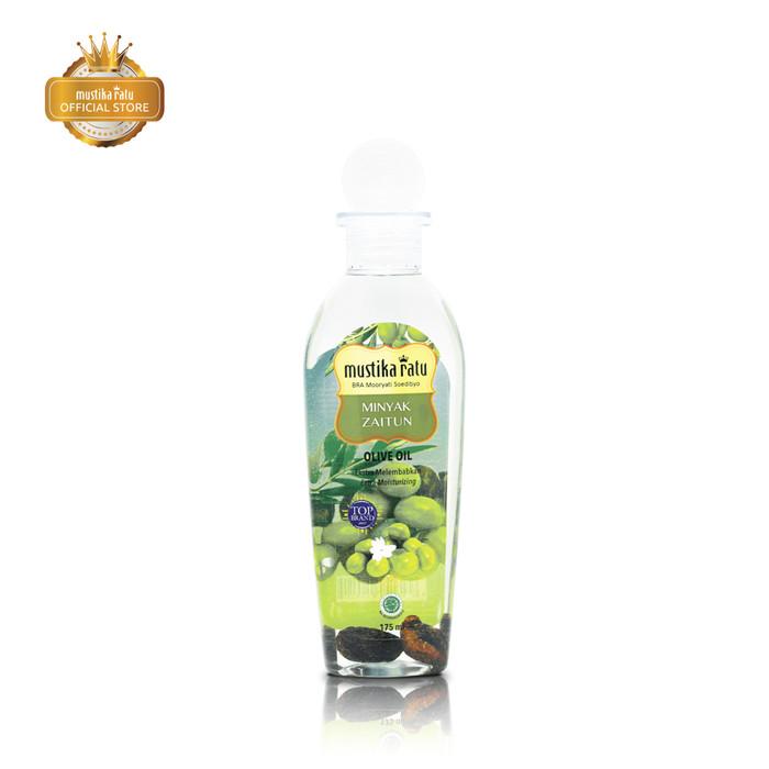 harga Mustika ratu best seller perawatan kulit minyak zaitun 175ml Tokopedia.com