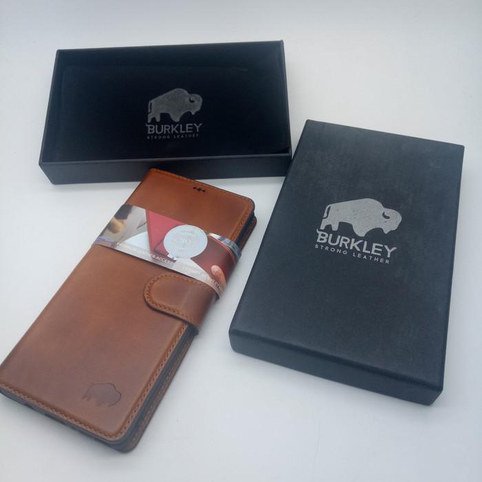 reputable site 1e3df 2186b Jual Burkley Strong Leather for Samsung Galaxy Note 8 - DKI Jakarta -  OkeFishing | Tokopedia